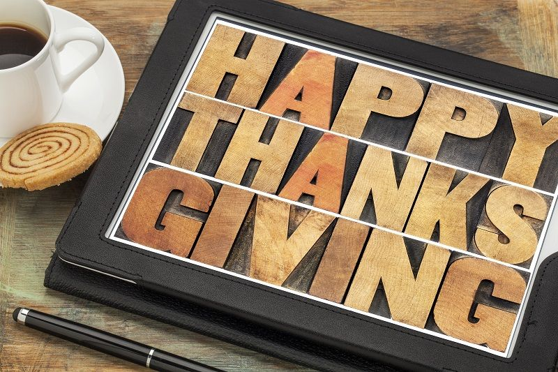 Thankful Project Manager